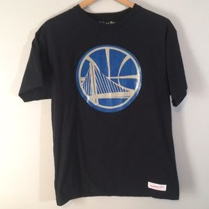 Mitchell & Ness Golden State Warriors NBA T-Shirt